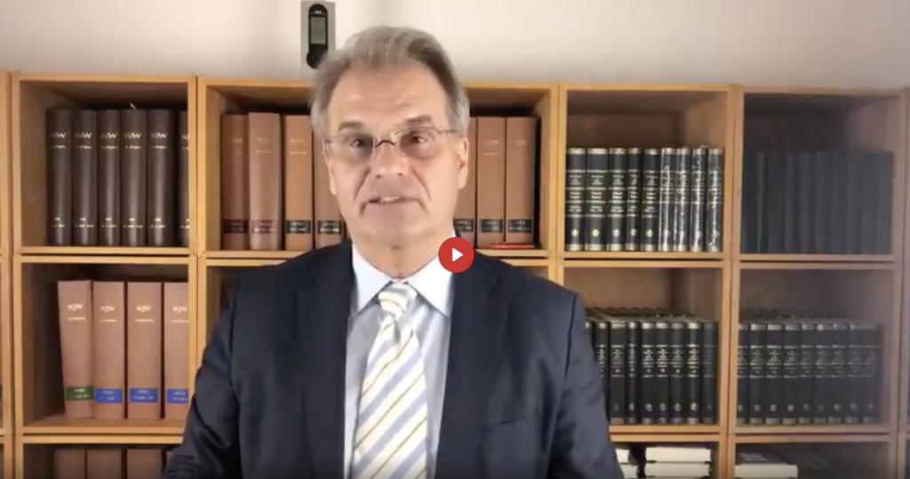 Dr. Reiner Fuellmich  – CORONA Investigative Committee [STATUS UPDATE, 21.09.15]