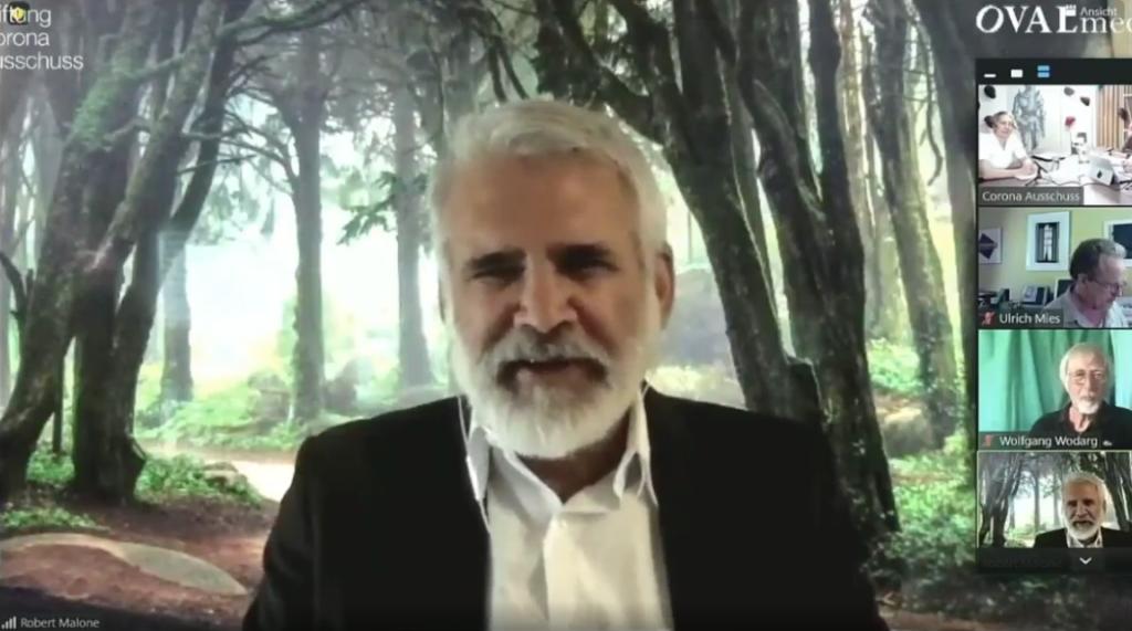 Corona Investigative Committee: Dr. Robert Malone (7/9/21)